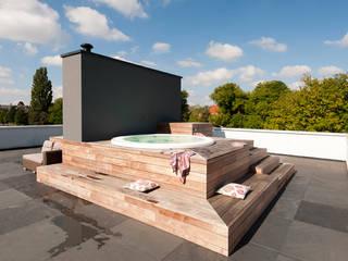 Projekty,  Spa zaprojektowane przez paul seuntjens architectuur en interieur