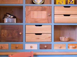 Cocinas de estilo moderno por It Woodwork