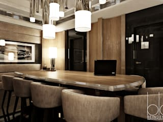 Концепция гостиницы Bayron: Гостиницы в . Автор – BEINDESIGN,