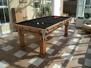7 ft Fabio Convertible Dining Table:   by HAMILTON BILLIARDS & GAMES CO LTD