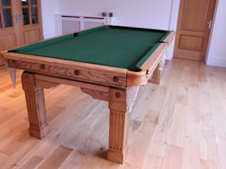 Fabio Convertible Dining Table HAMILTON BILLIARDS & GAMES CO LTD Sala da pranzoTavoli