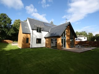Alvadell - South West:  Houses by Fiddes Architects