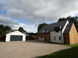 Alvadell:  Houses by Fiddes Architects