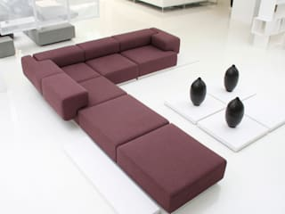Salones de estilo  de Vegni Design