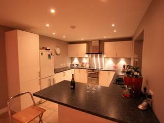 Diack House Modern kitchen by Fiddes Architects Modern