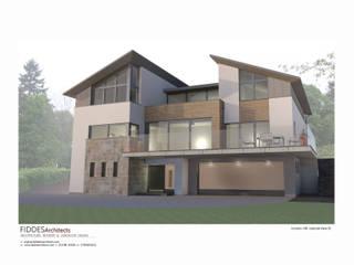 Huntershill by Fiddes Architects