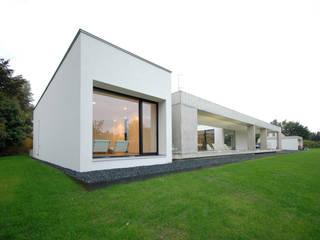 Casas de estilo minimalista de Osterwold°Schmidt EXP!ANDER Architekten Minimalista