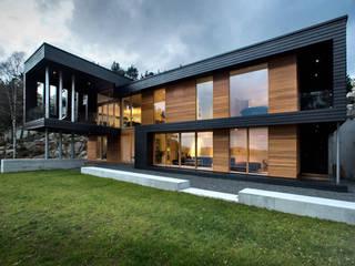 Casas de estilo  por GN İÇ MİMARLIK OFİSİ,