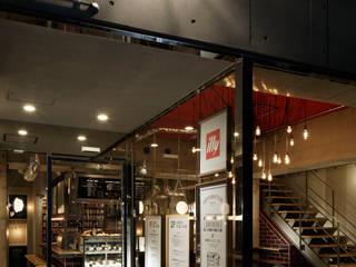 miyamasu' bar&dine: BaNANA OFFICE INC.が手掛けたレストランです。