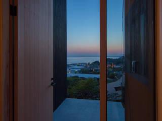 Tei Asiatische Fenster & Türen von キリコ設計事務所 Asiatisch