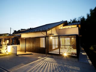 ㈱カナザワ建築設計事務所/KANAZAWA Architects Design Office Eclectic style houses