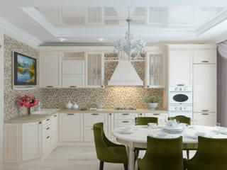 Современная классика Кухня в классическом стиле от Kalista Классический
