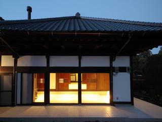 築120年、日本の古民家再生: ㈱カナザワ建築設計事務所/KANAZAWA Architects Design Officeが手掛けた家です。