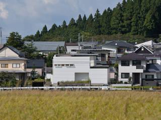 1+n: 加藤一成建築設計事務所が手掛けた家です。,