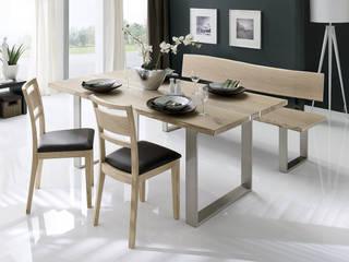 Sala da pranzo in stile in stile Moderno di Allnatura