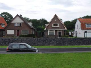 Geluidswerende voorzieningen van Buro Topia stads- en landschapsontwerp