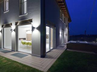 VISTA DAL GIARDINO: Giardino in stile  di marco.sbalchiero/interior.design