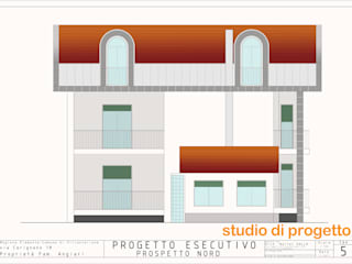 Moderne Häuser von LATERES servizi per l'edilizia Modern