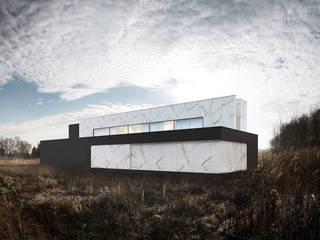 Dom na Złotnie: styl nowoczesne, w kategorii Domy zaprojektowany przez REFORM Architekt Marcin Tomaszewski