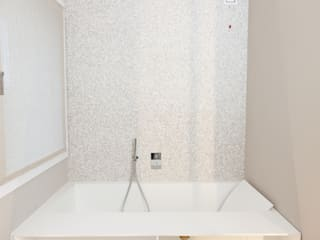 VASCA: Bagno in stile in stile Moderno di marco.sbalchiero/interior.design