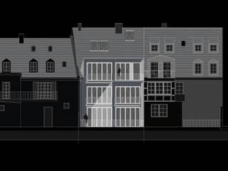 Fürst & Niedermaier, Architekten Rumah Modern