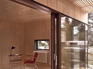 Fürst & Niedermaier, Architekten Koridor & Tangga Modern
