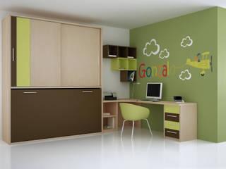 MUEBLES JUVENILES. Para que nuestr@s hijos duerman, estudien y jueguen mejor. de Muebles y Decoración Marisa Cardona Moderno