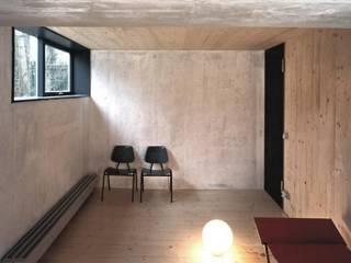 Fürst & Niedermaier, Architekten Kamar Tidur Modern