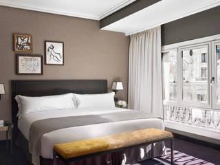 The Principal Hotel Madrid *****:  de estilo industrial de LUZIO, Industrial