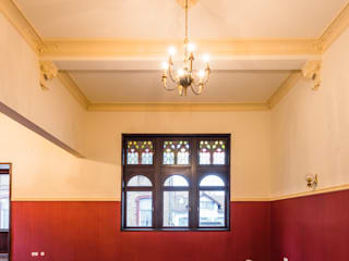 Karl Kaffenberger Architektur | Einrichtung Classic style living room