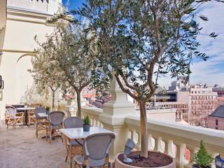 Terraza LUZIO Balcones y terrazasAccesorios y decoración