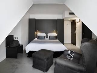 Hotel Pulitzer Paris ****:  de estilo industrial de LUZIO, Industrial