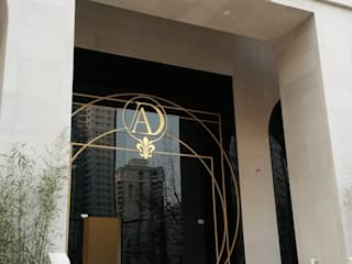 Domus Aurea Showroom_Shanghai:  in stile  di I-MINDteam©