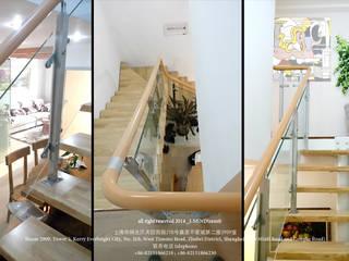 Natural loft_Shanghai:  in stile  di I-MINDteam©