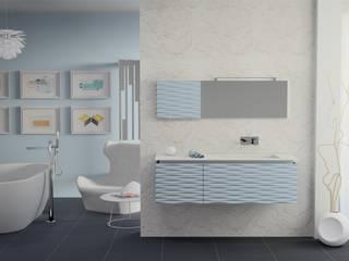krayms A&D - Fa&Fra BathroomStorage MDF Turquoise