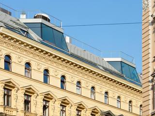 Penthouse P:  Häuser von t-hoch-n Architektur