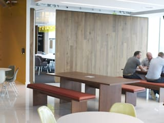 Aegis Media Offices Modern office buildings by Salt and Pegram Modern