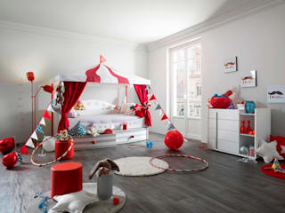 Gautier Piccadilly Circus Themed Bed de Childrens Funky Furniture Ecléctico