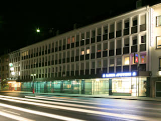 Modern clinics by Architekturbüro Buhrdorf Modern