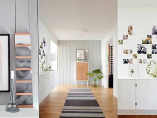 A2 - COLLECT 2012 SCHRANK LEDER:  Flur, Diele & Treppenhaus von hEMMA Interior