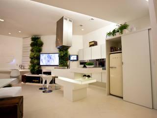 Espaço do Traço arquitetura Cocinas de estilo minimalista