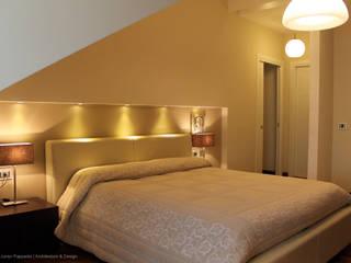 Studio Architettura Pappadia Modern style bedroom