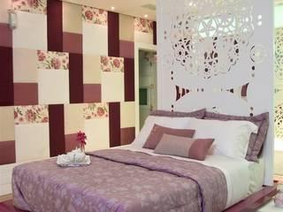 Espaço do Traço arquitetura Modern style bedroom
