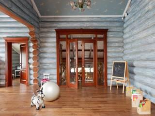 дом на берегу: Детские комнаты в . Автор – Хандсвел