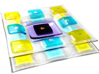 Icon fused glass range:   by RD Glass
