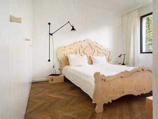 Apartment v01 Modern style bedroom by dontDIY Modern
