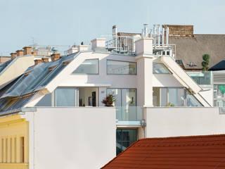 Penthouse K:  Häuser von t-hoch-n Architektur
