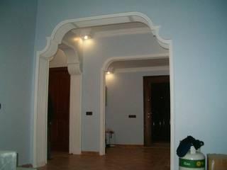 Modern Corridor, Hallway and Staircase by durmaz dekarasyon Modern