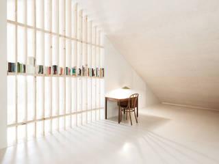 CHALET - LAPEDEVILLA: moderne Arbeitszimmer von PEDEVILLA ARCHITECTS