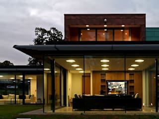 Stockgrove Library Modern commercial spaces by Salt and Pegram Modern